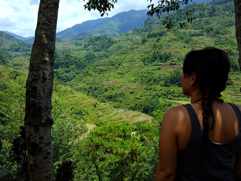 rijstvelden van Banaue