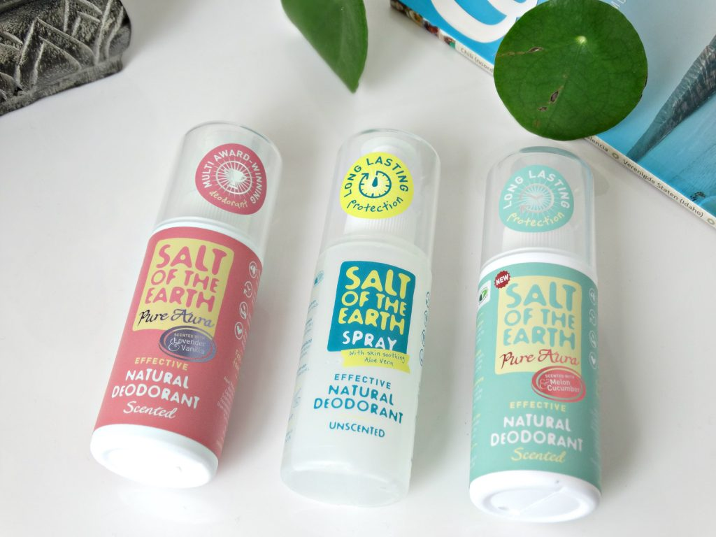 vegan deodorant salt of the earth review