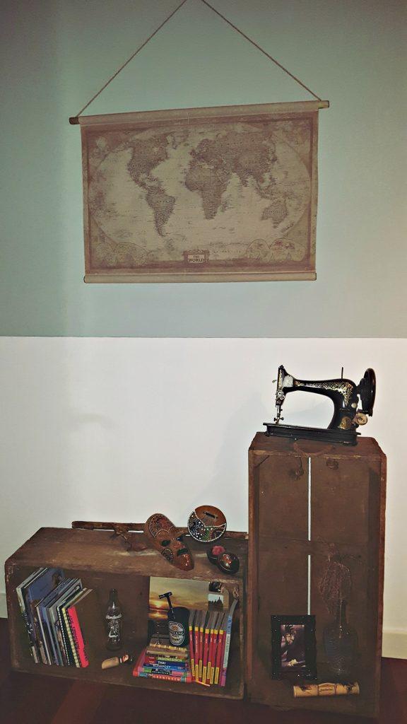 wereldkaart huiskamer woontrends