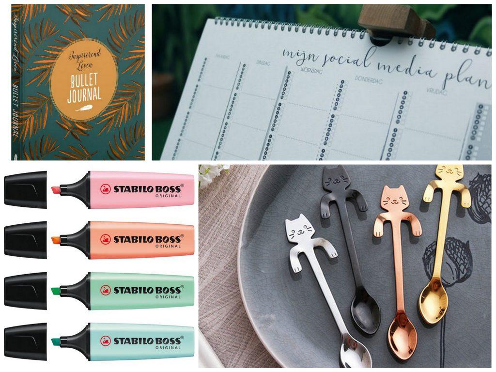 cadeaus voor bloggers goaldiggers girlbosses