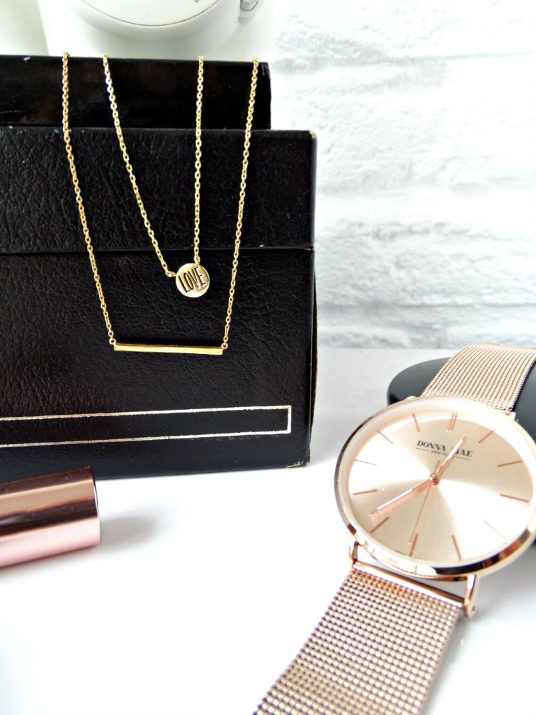 minimalistische sieraden lucardi kettingen horloge