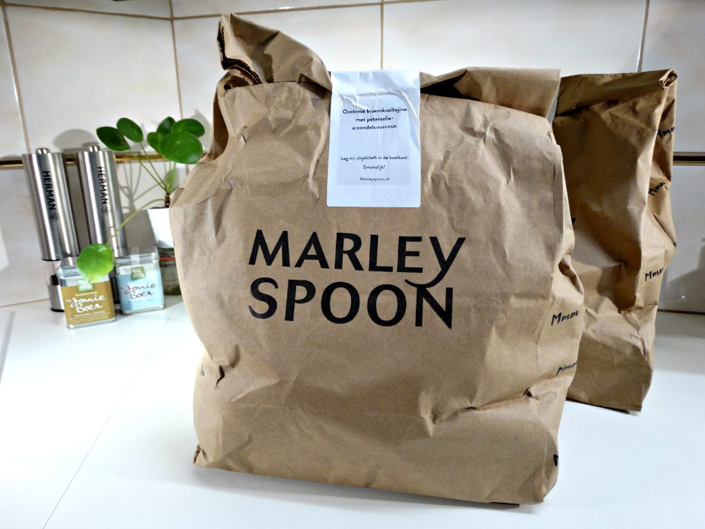 marley spoon box review