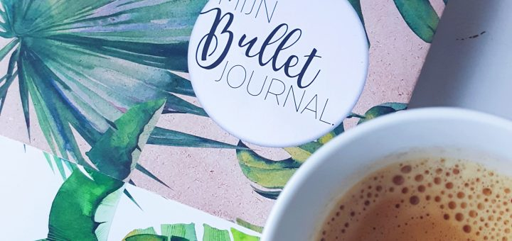 verlichting bullet journal miracle morning koffie