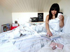 goed slapen slaapkamer bed