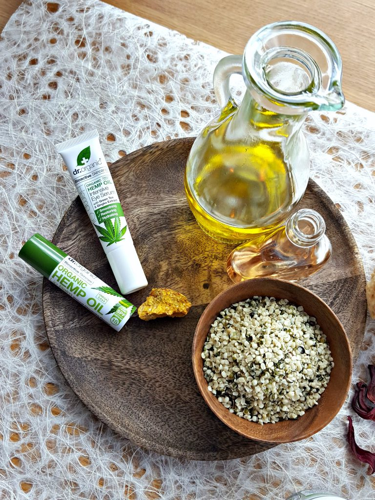 dr organic hemp lip balm
