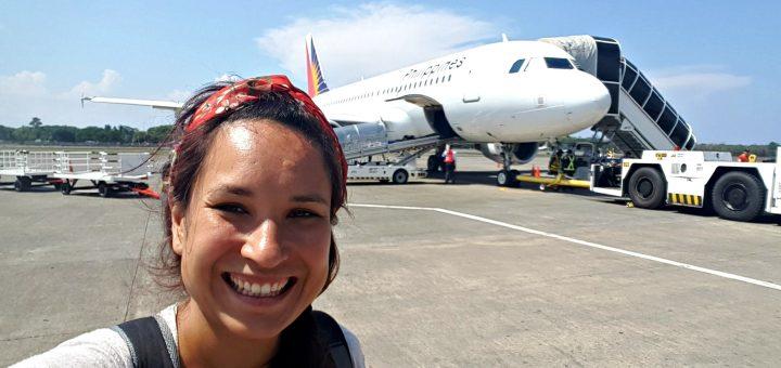 rugtas als handbagage vliegen filipijnen