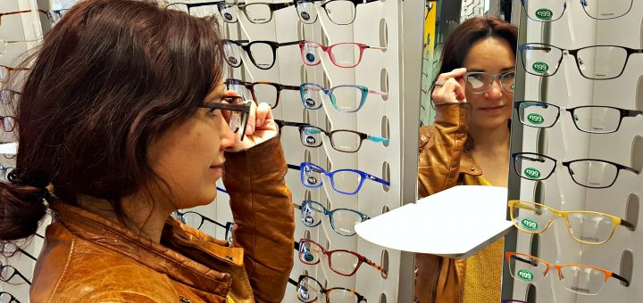 specseavers bril uitzoeken