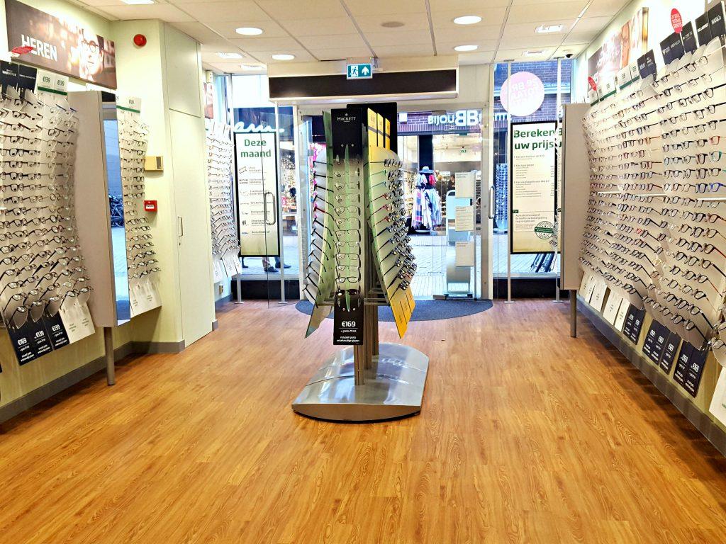 specseavers groningen bril