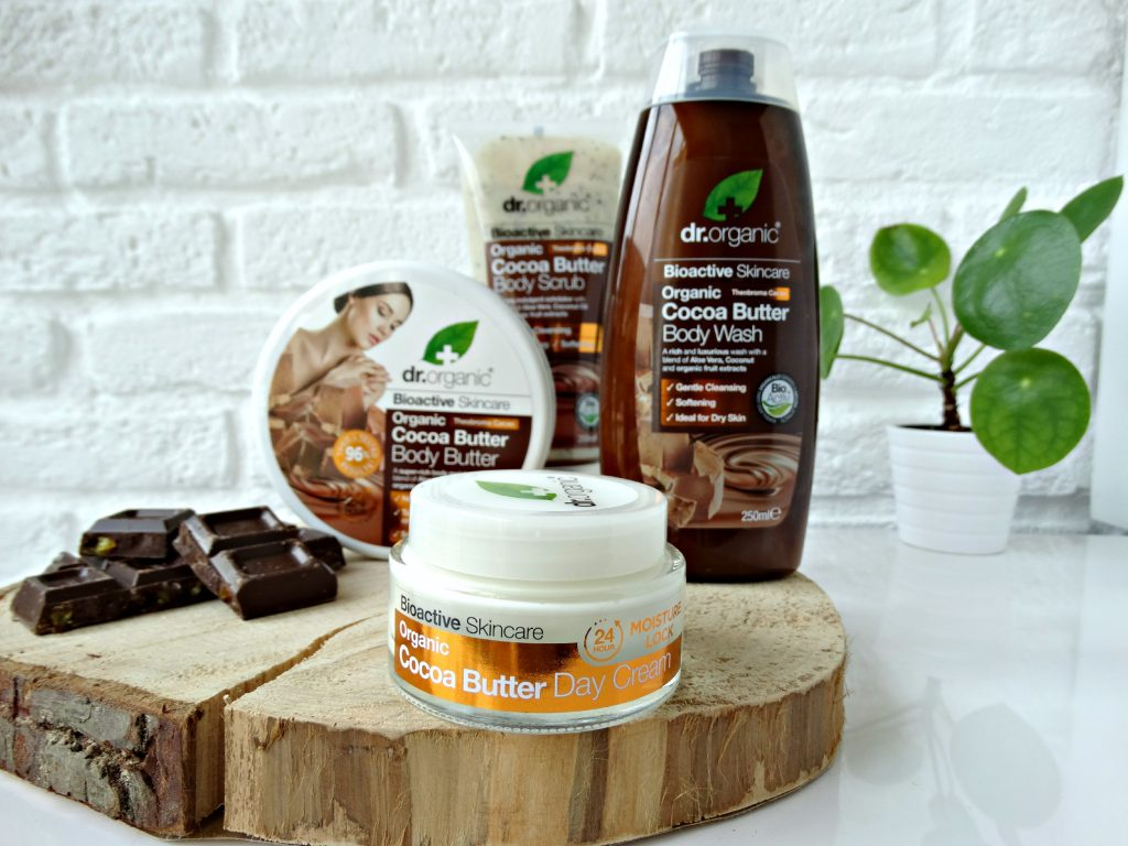 cocoa butter dr organic lichaamsverzorging