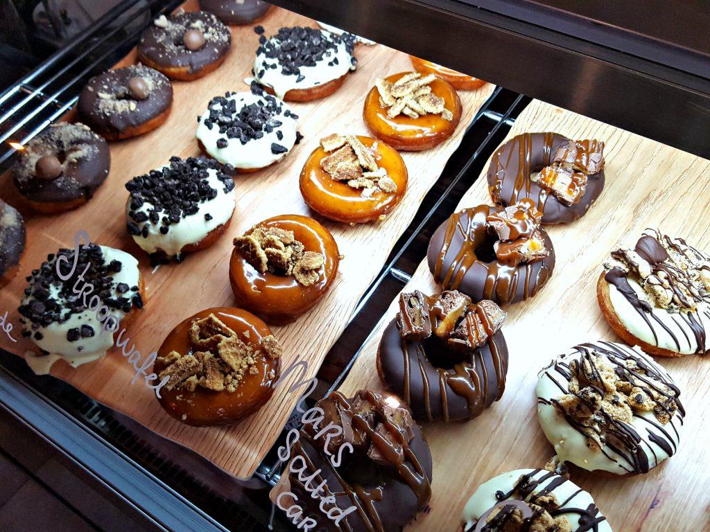 donuts wit wasserij nijmegen hotspot