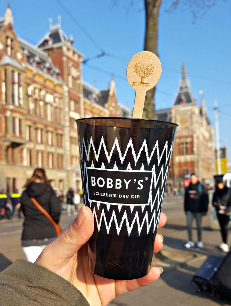 foodtrends van 2018 bobbys gin schiedam amsterdam