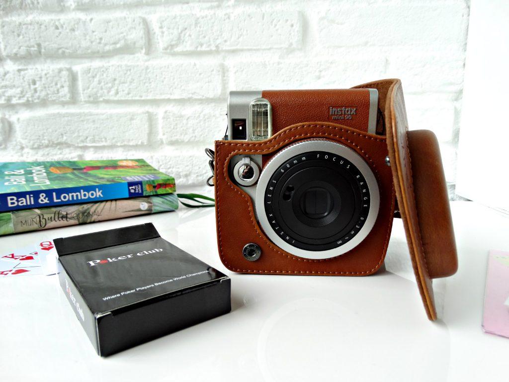 hoes polaroid camera reisgadgets pakken voor een weekendje weg
