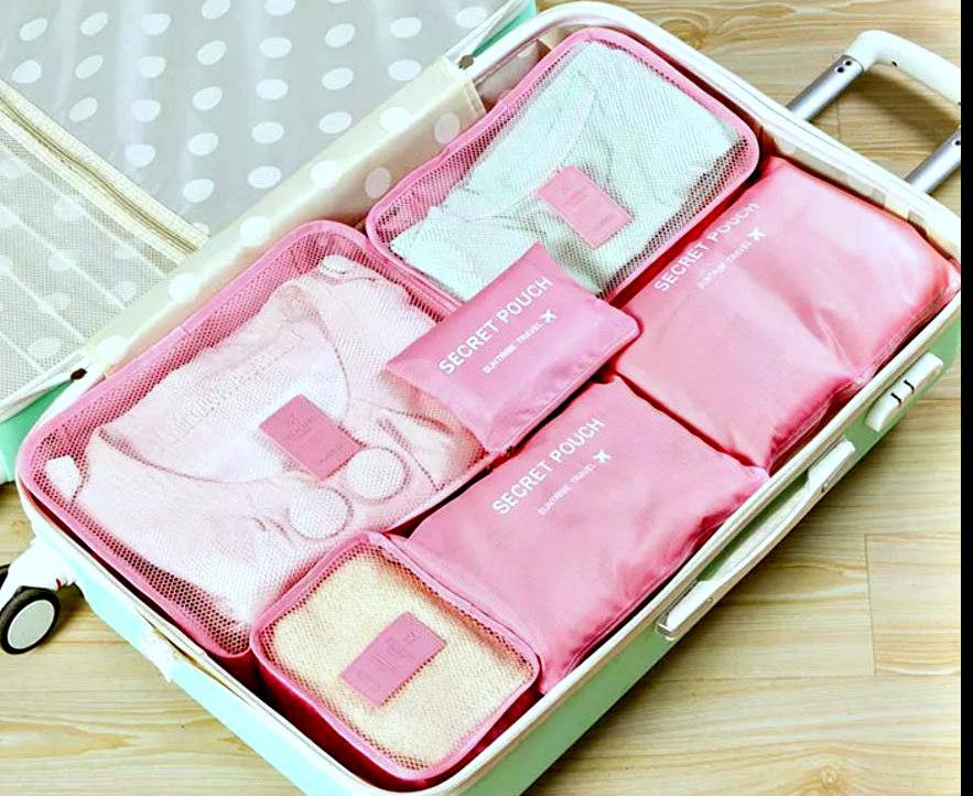packing cubes reisgadgets van aliexpress