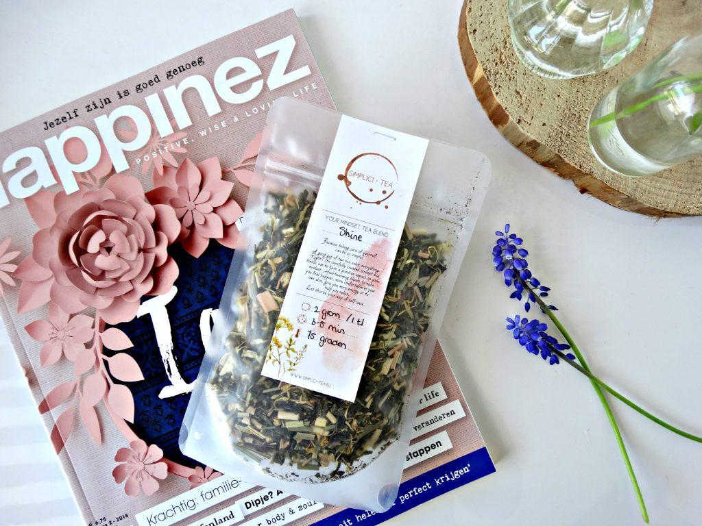 gezonde kruiden thee van simplici-tea shine