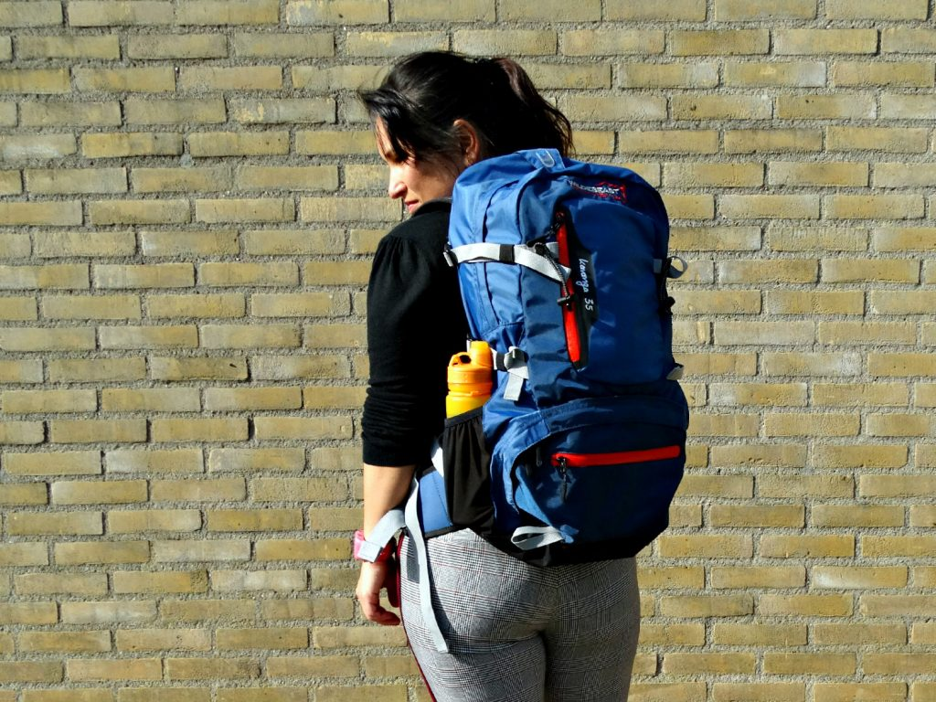 budget rugzak trekking daypack review wildebeast
