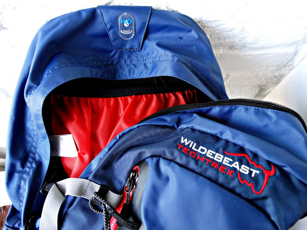 wildebeast rugzak review budget daypack