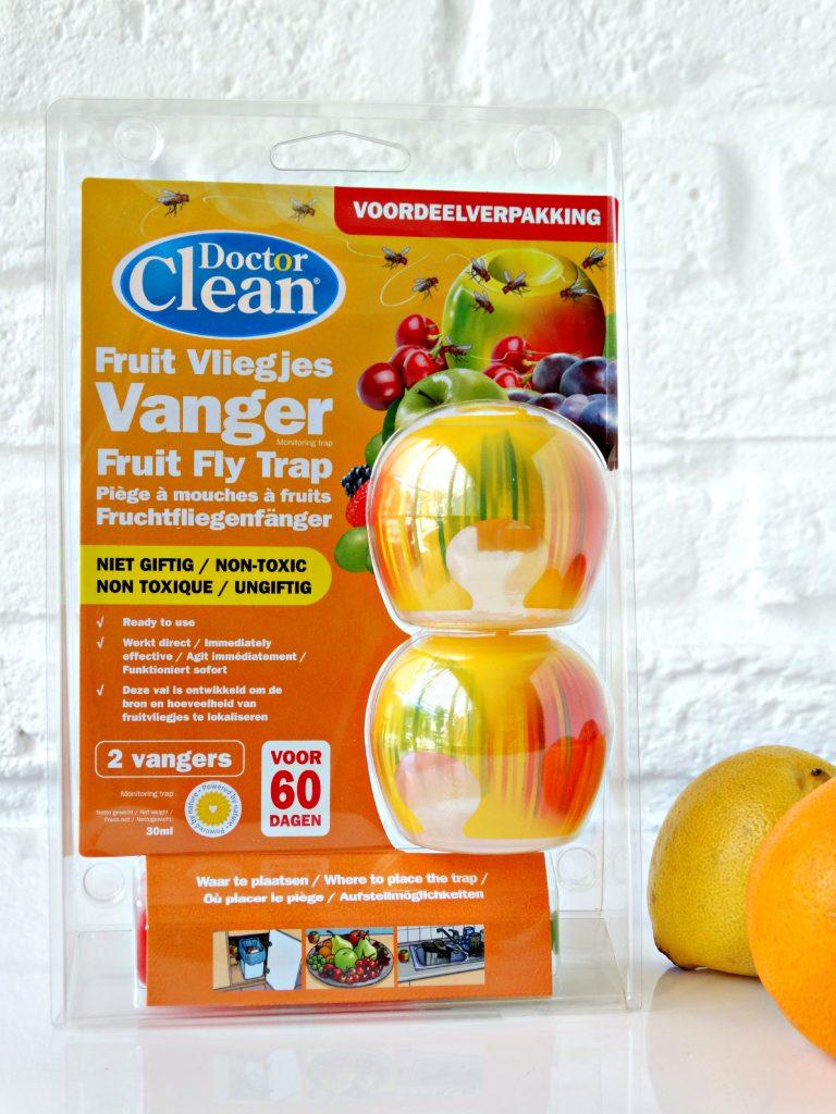 doctor clean fruitvliegjes vanger kortingscode