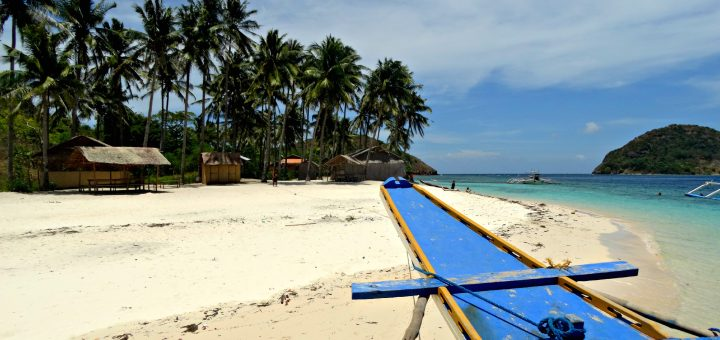 filipijnen onbewoond eiland expeditie el nido coron buhay isla