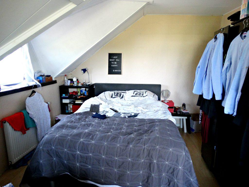 slaapkamer make over voor