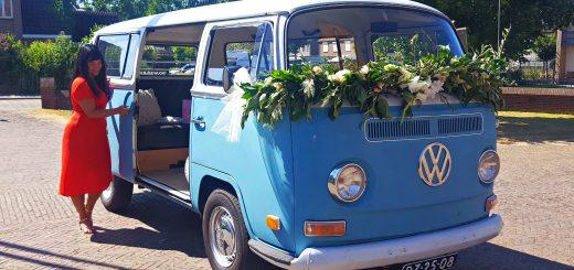zoek naar balans vw busje wedding