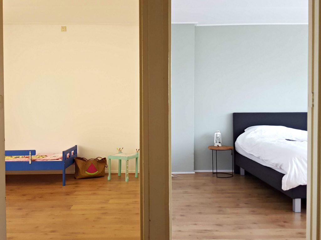 verhuis update slaapkamers bed kinderbed