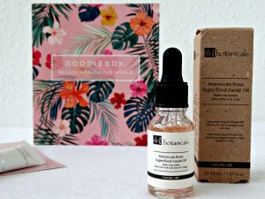 Dr botanicals moroccan oil goodiebox