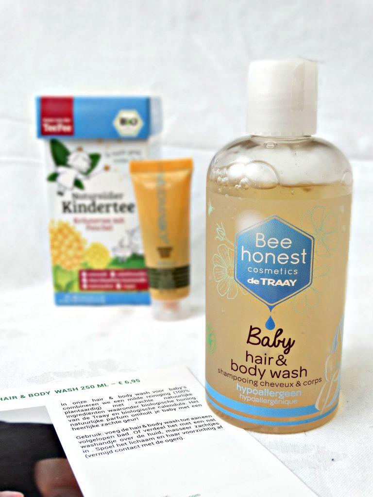 bee honest body wash jouwbox review