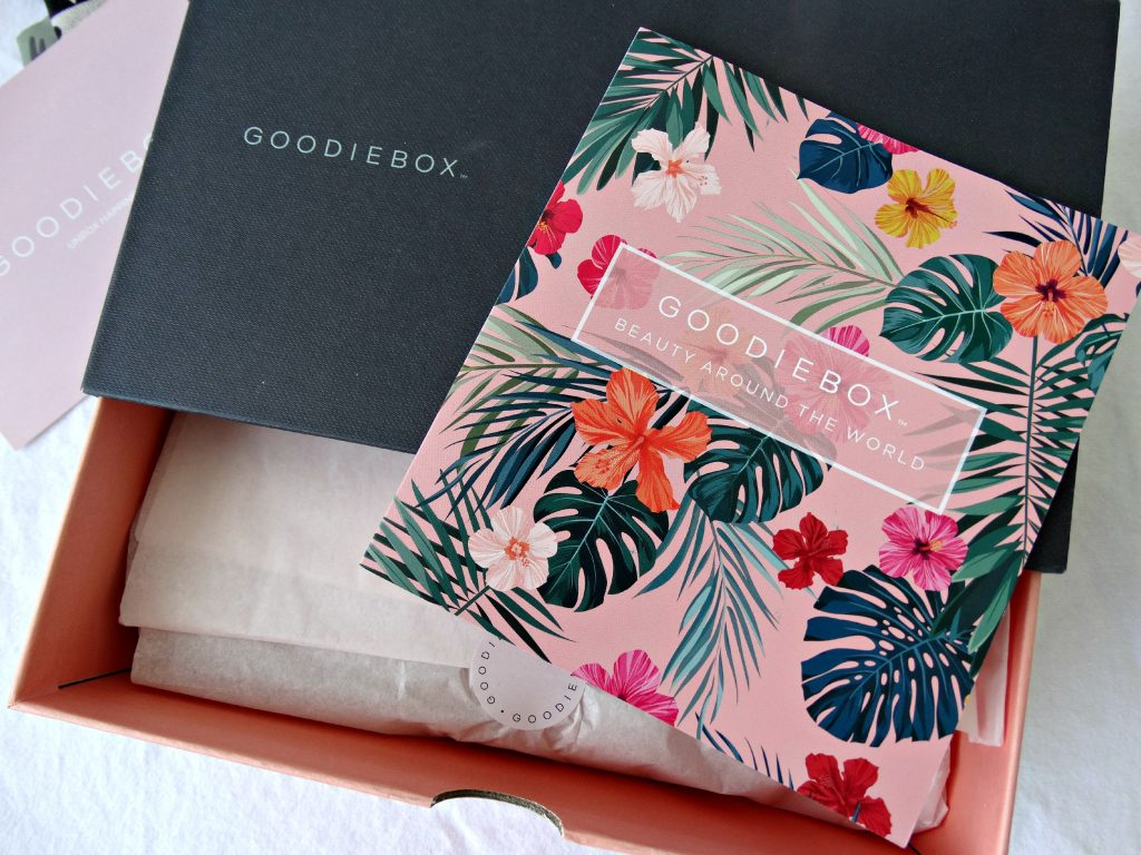 goodiebox beauty around the world