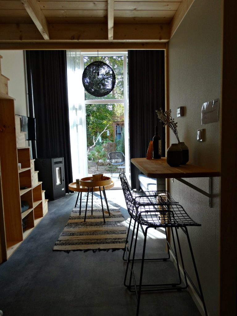 interieur tiny houses woonkamer interieur homedecor