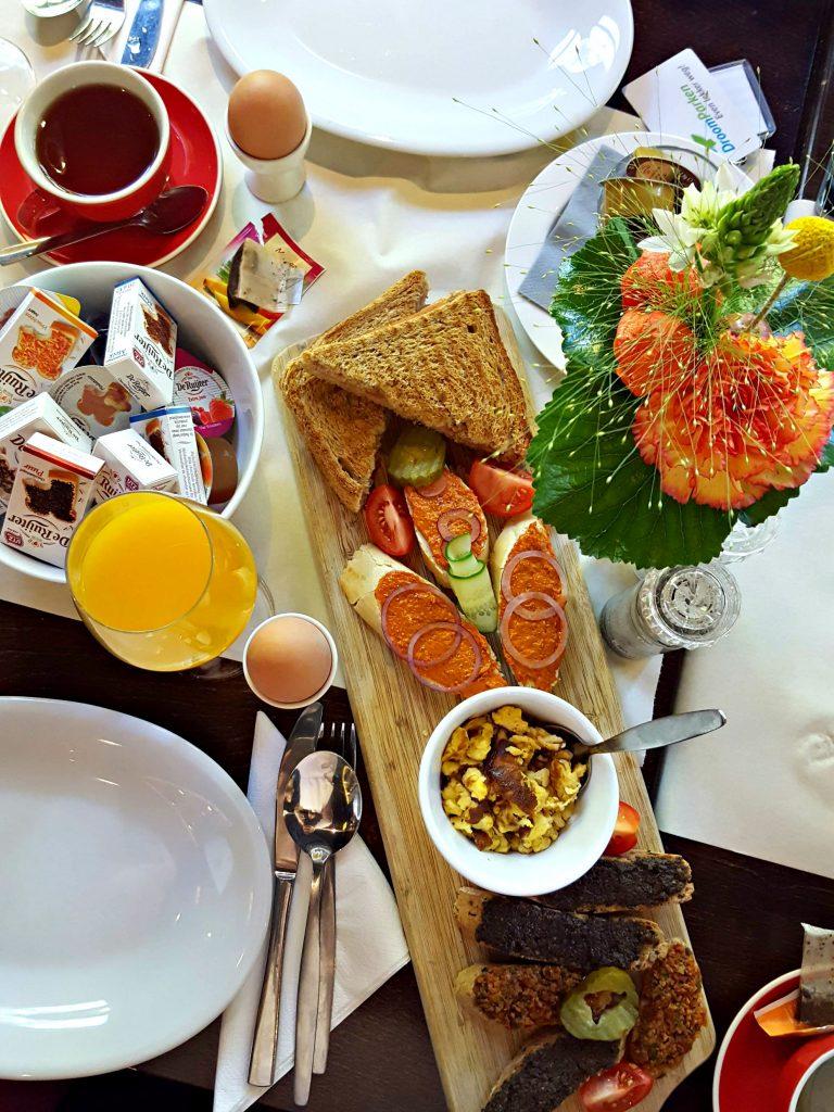 ontbijt brasserie droompark maasduinen