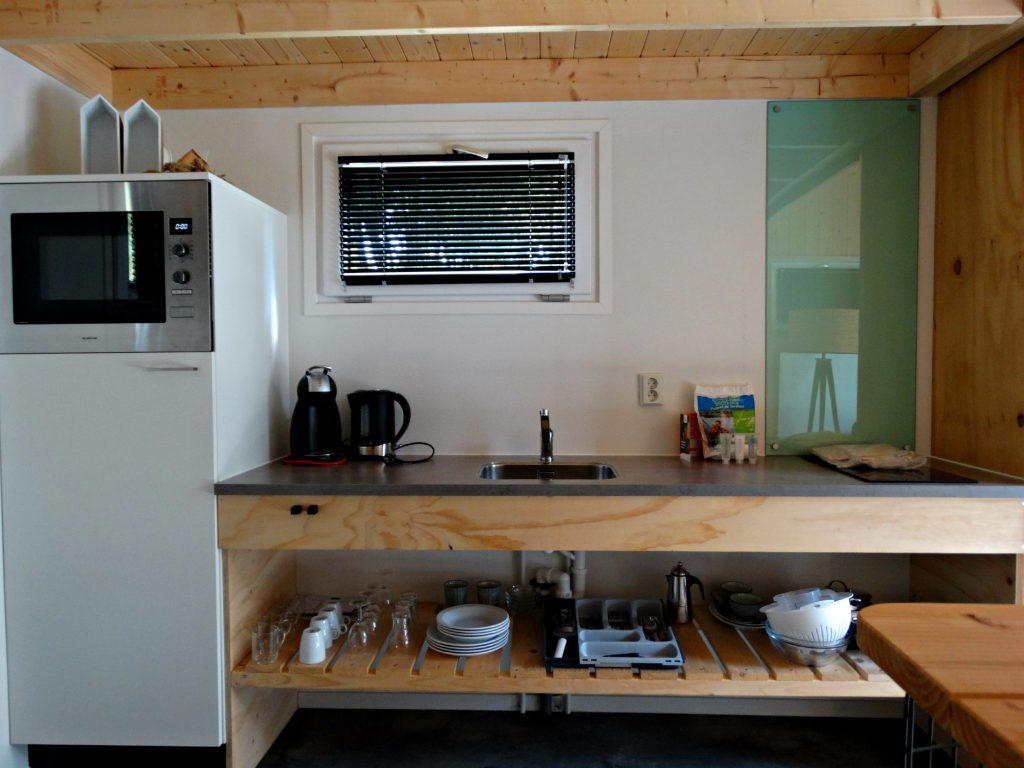 tiny houses keuken