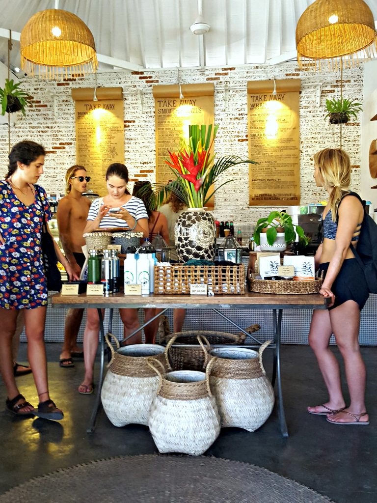 shady shack hotspot in canggu bali