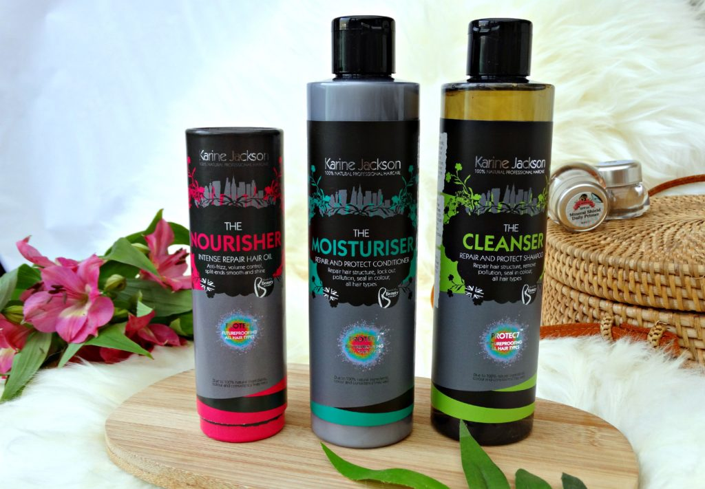 natuurlijke shampoo karine jackson beauty kitchen vegan haarverzorging