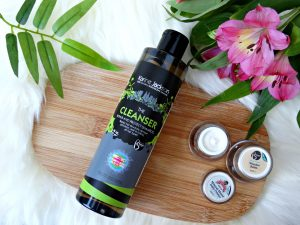 the cleanser karine jackson natuurlijke shampoo