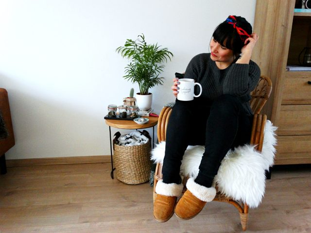genieten van kleine dingen thee rusten