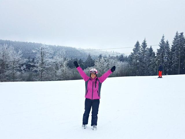 skivakantie wintersport winterberg