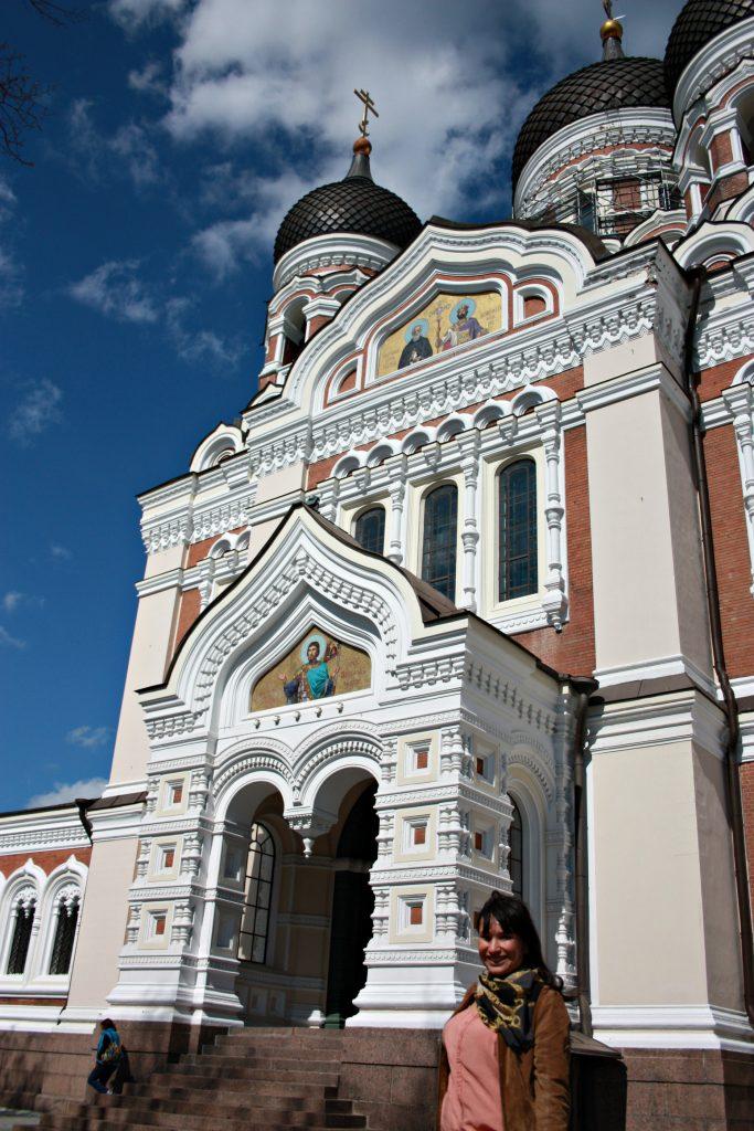 Alexander Nevski-kathedraal tallinn