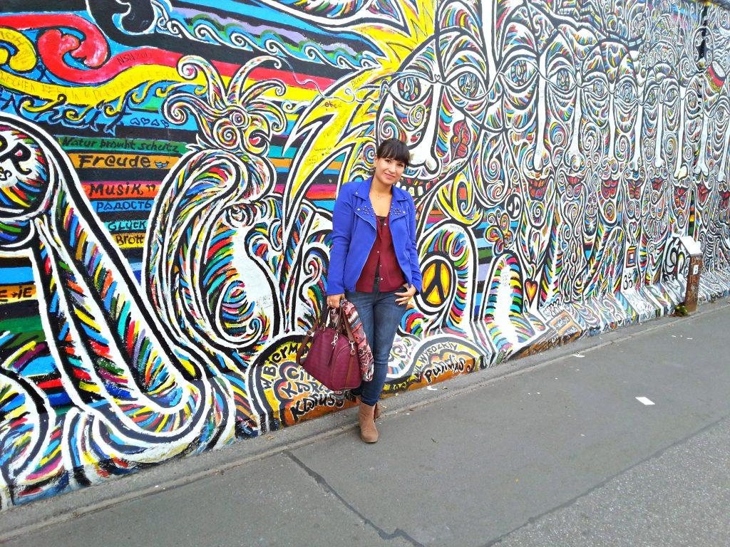 berlijn berlijnse muur stedentrip duitsland reizen
