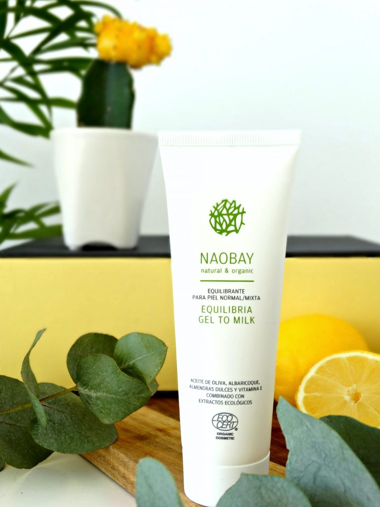 goodiebox organic cleanser naobay beauty gezichtsreiniging