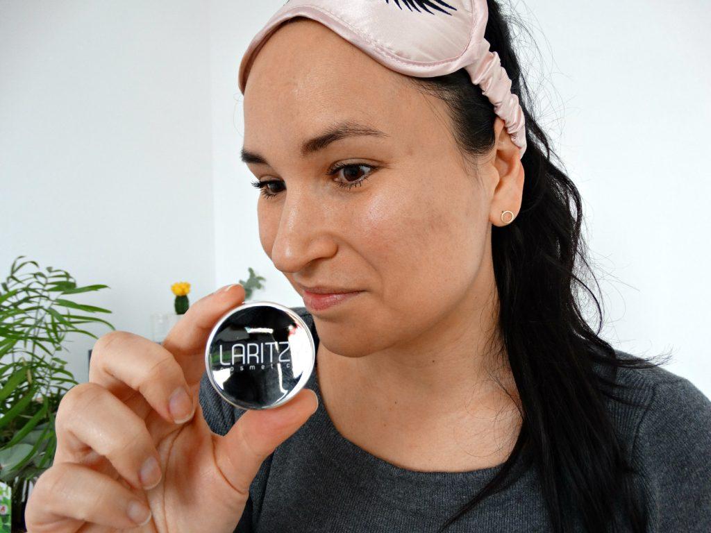 highlighter laritzy dew pot natural glow stralende huid make up