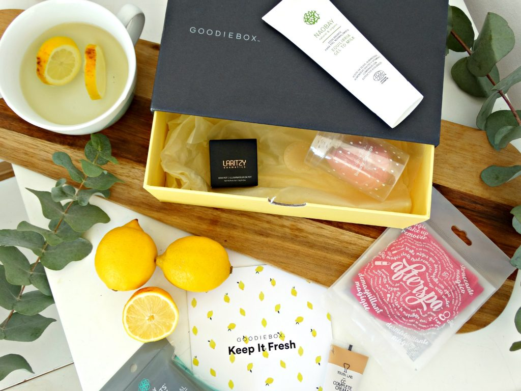 stralende huid met de goodiebox keep it fresh