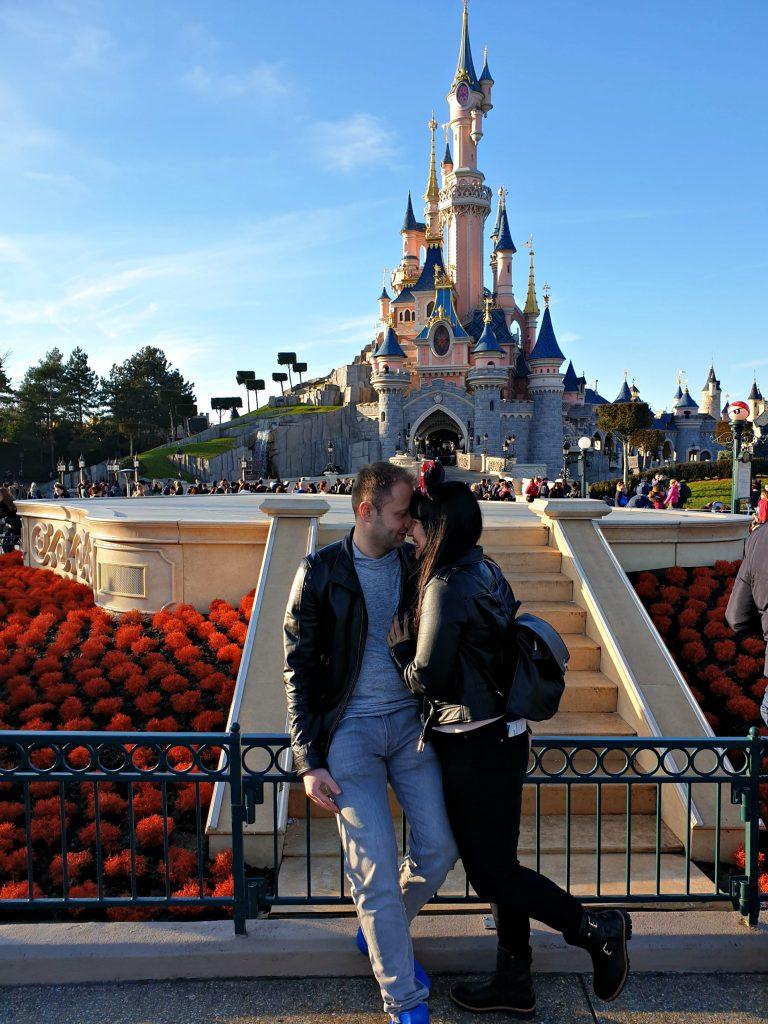 disneyland parijs liefde disney kasteel reizen