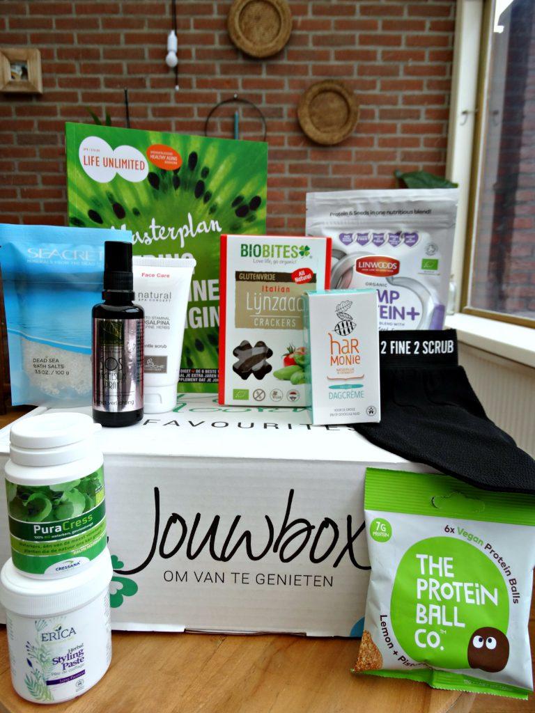 jouwbox editie 4 inhoud review gezond genieten