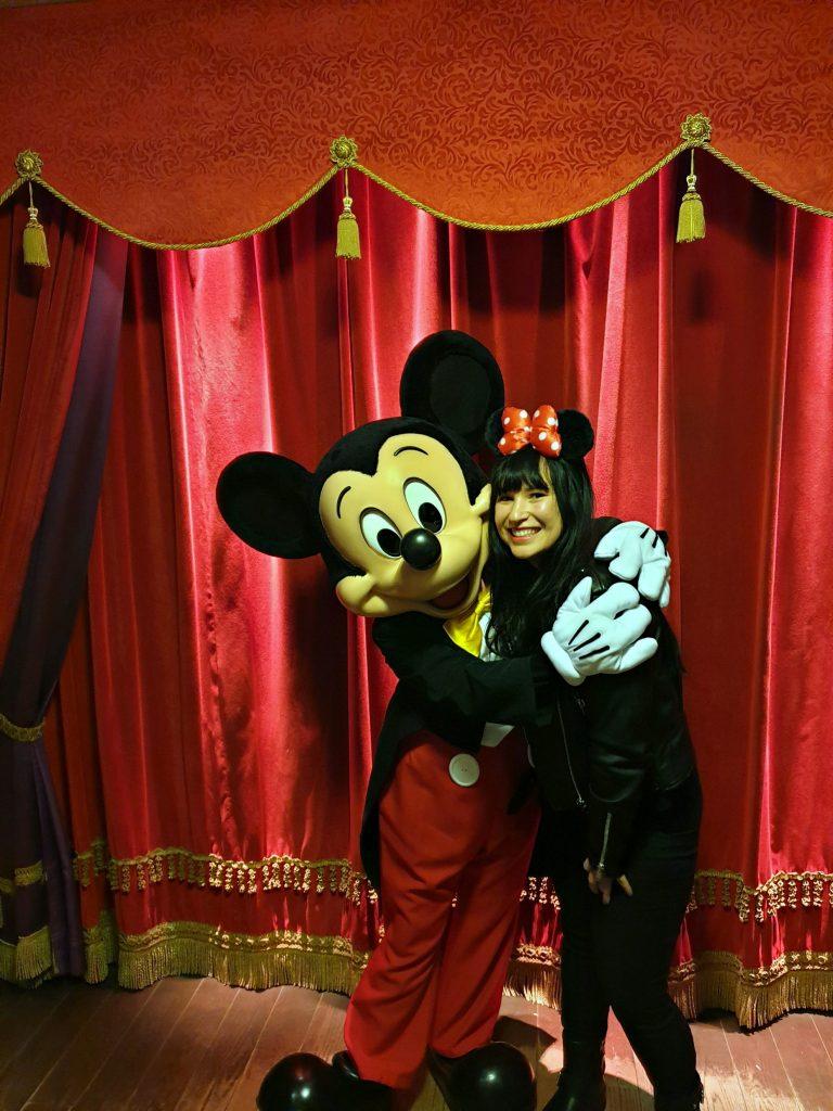 mickey mouse disneyland parijs reizen