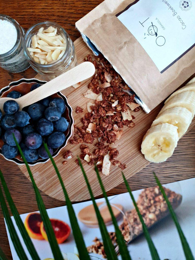 oot granola cacao boekweit vegan