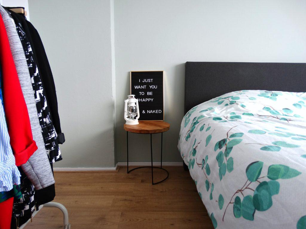 slaapkamer quote rust in de slaapkamer