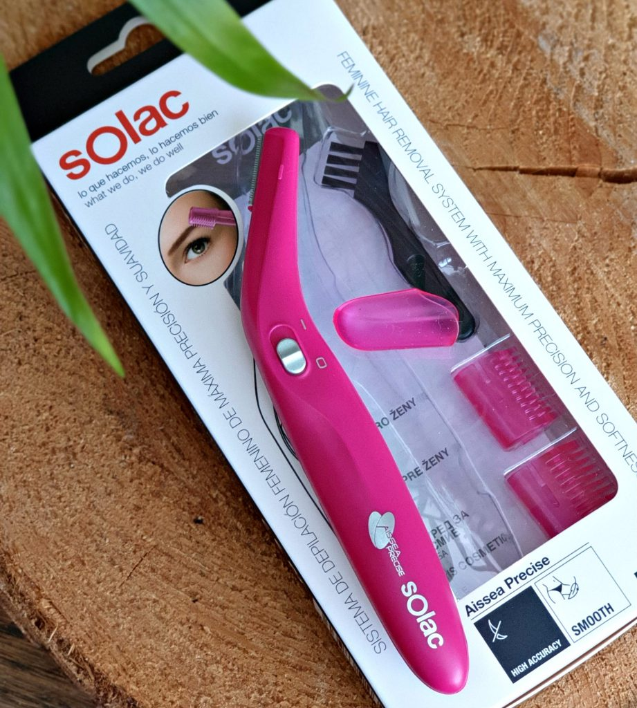 solac lady shave scheersysteem