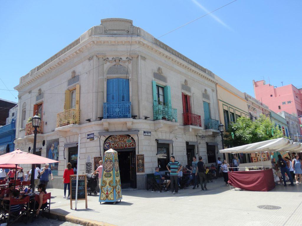 tips voor buenos aires la boca gekleurde huisjes reizen argentinie