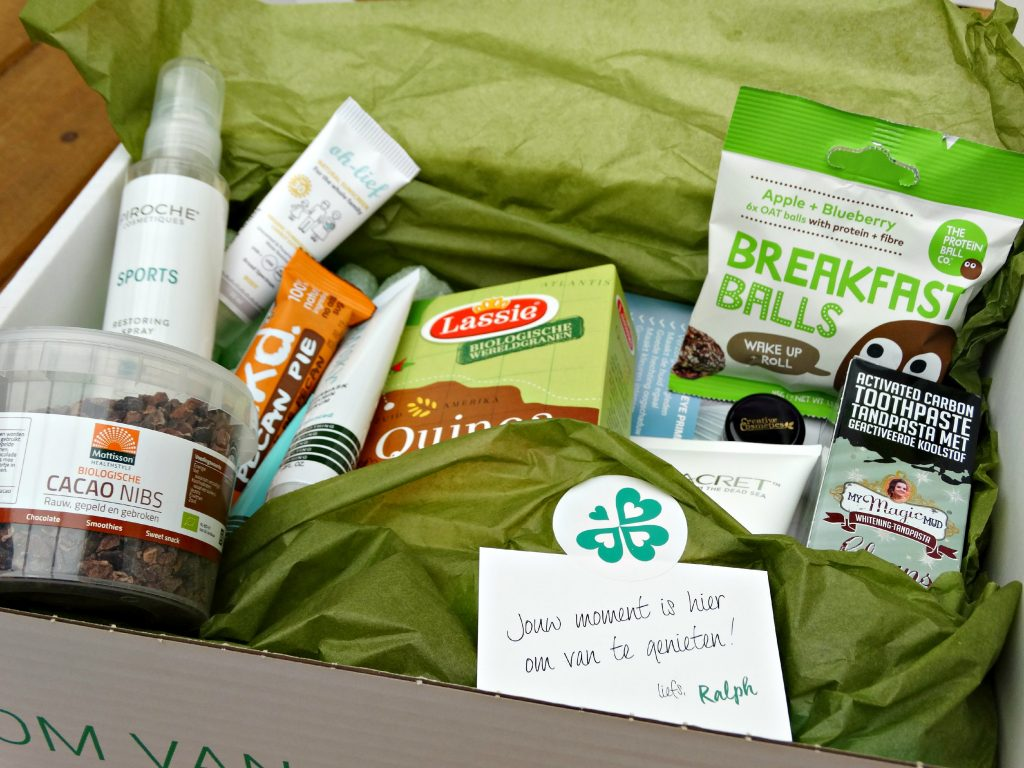 favoriete producten jouwbox editie 5