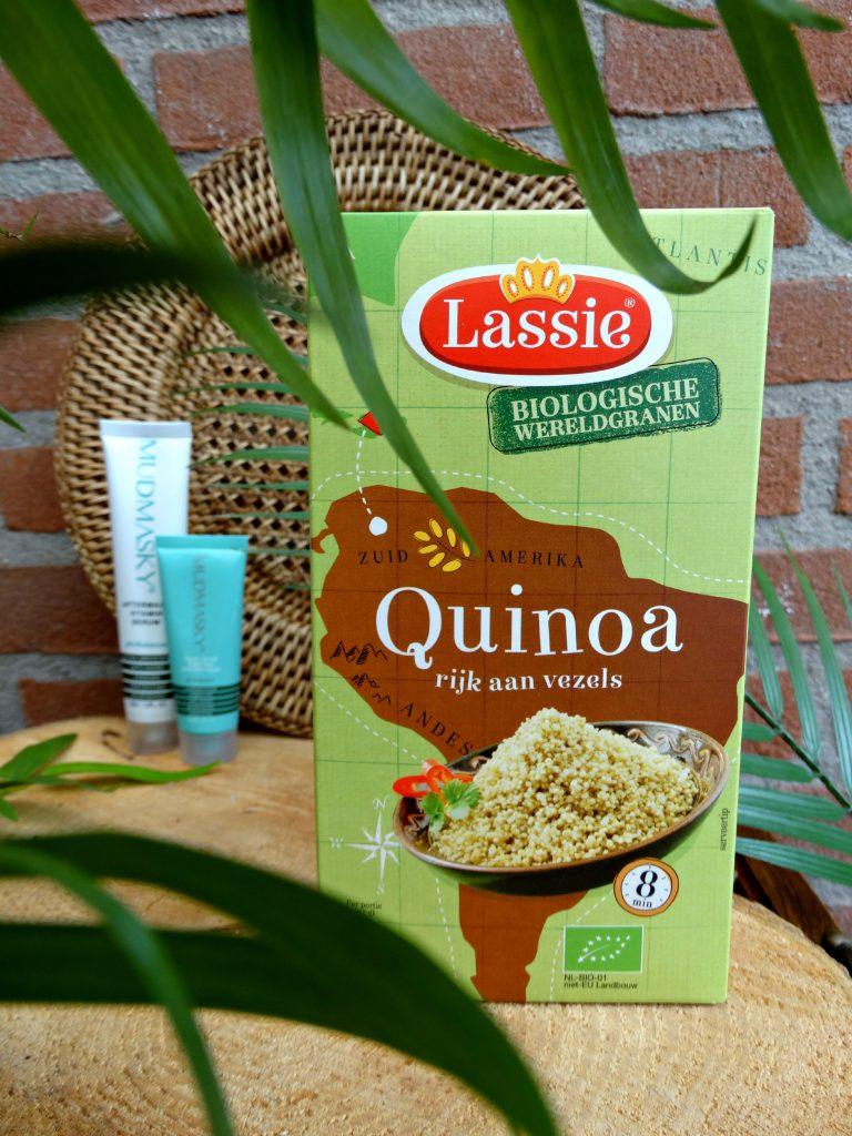 lassie quinoa jouwbox
